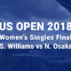 Smashpoint US Open Tracker