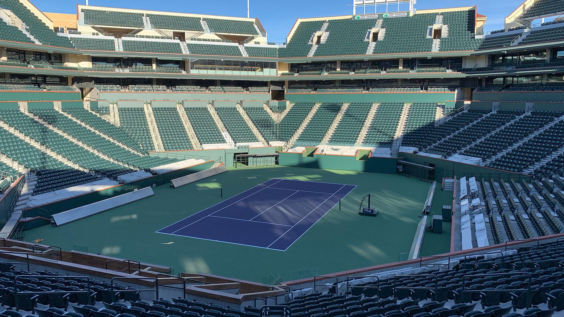 Tennis Indian Wells Ergebnisse