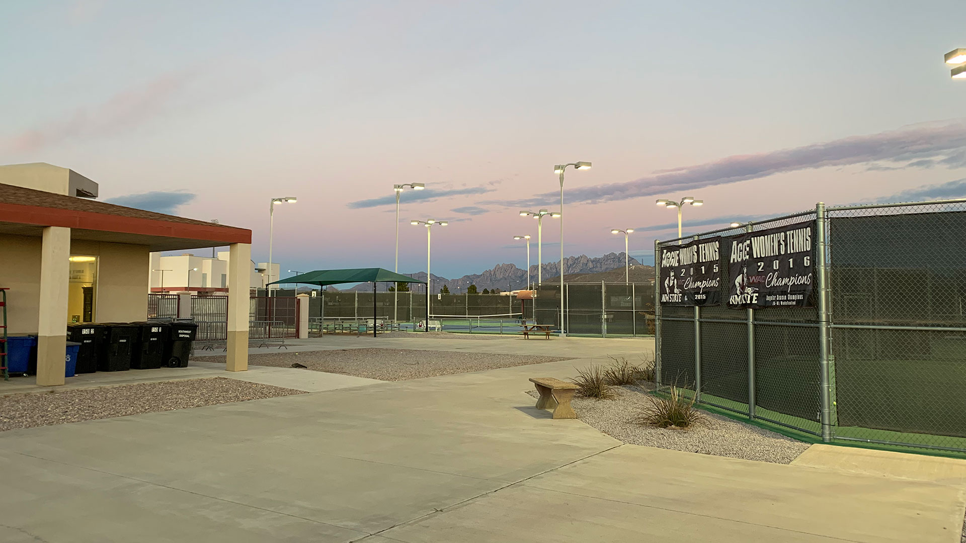 New Mexico State University Tennis – Las Cruces