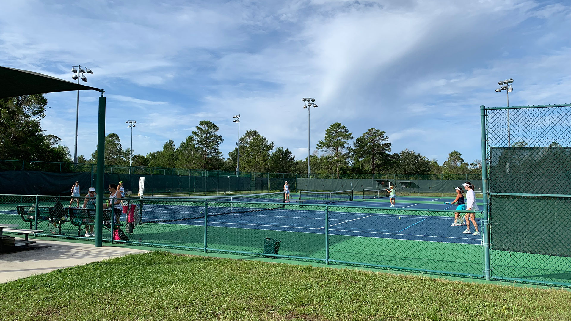 Lake Cane Tennis Center – Orlando Florida