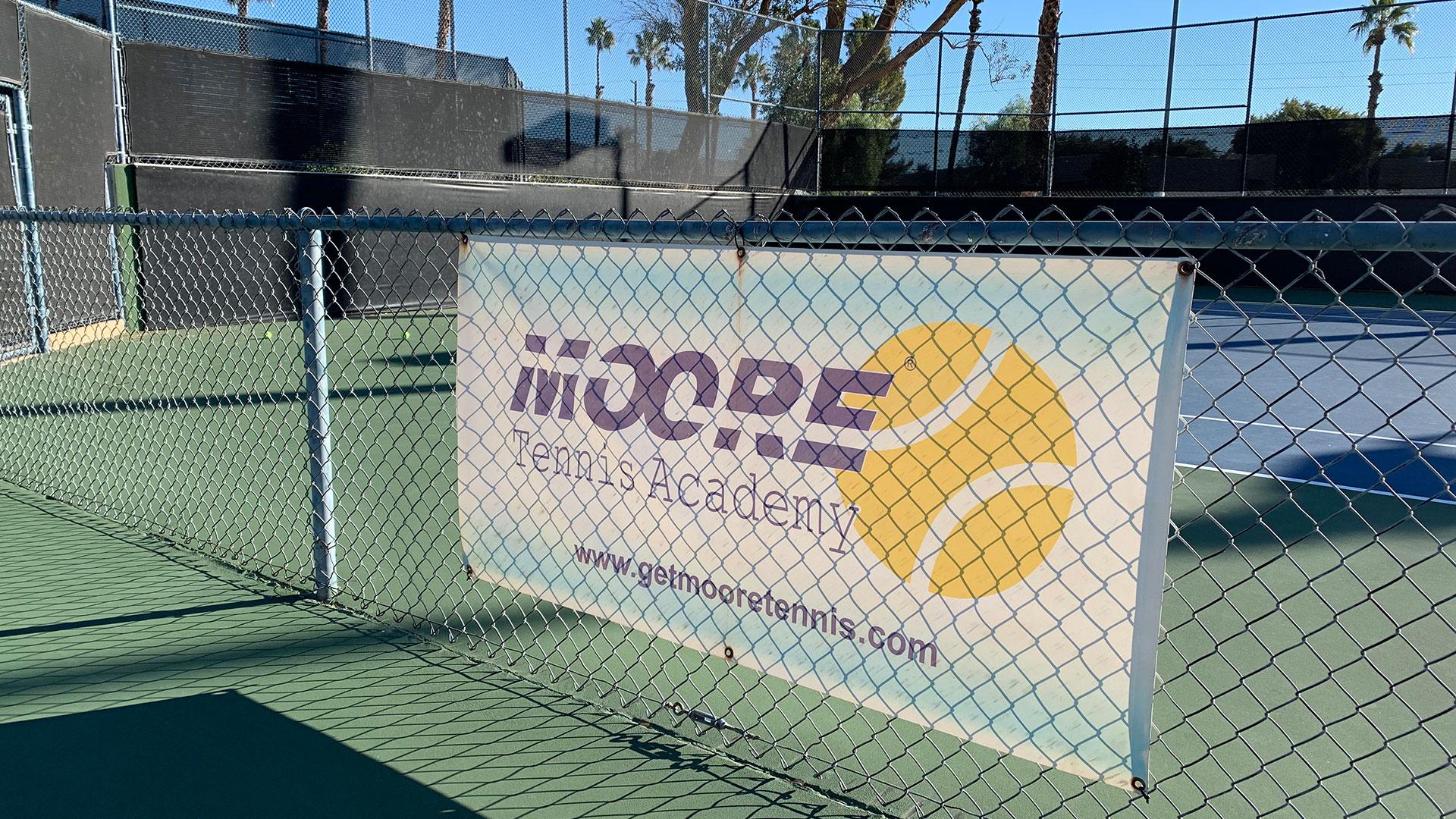 Moore Tennis Academy