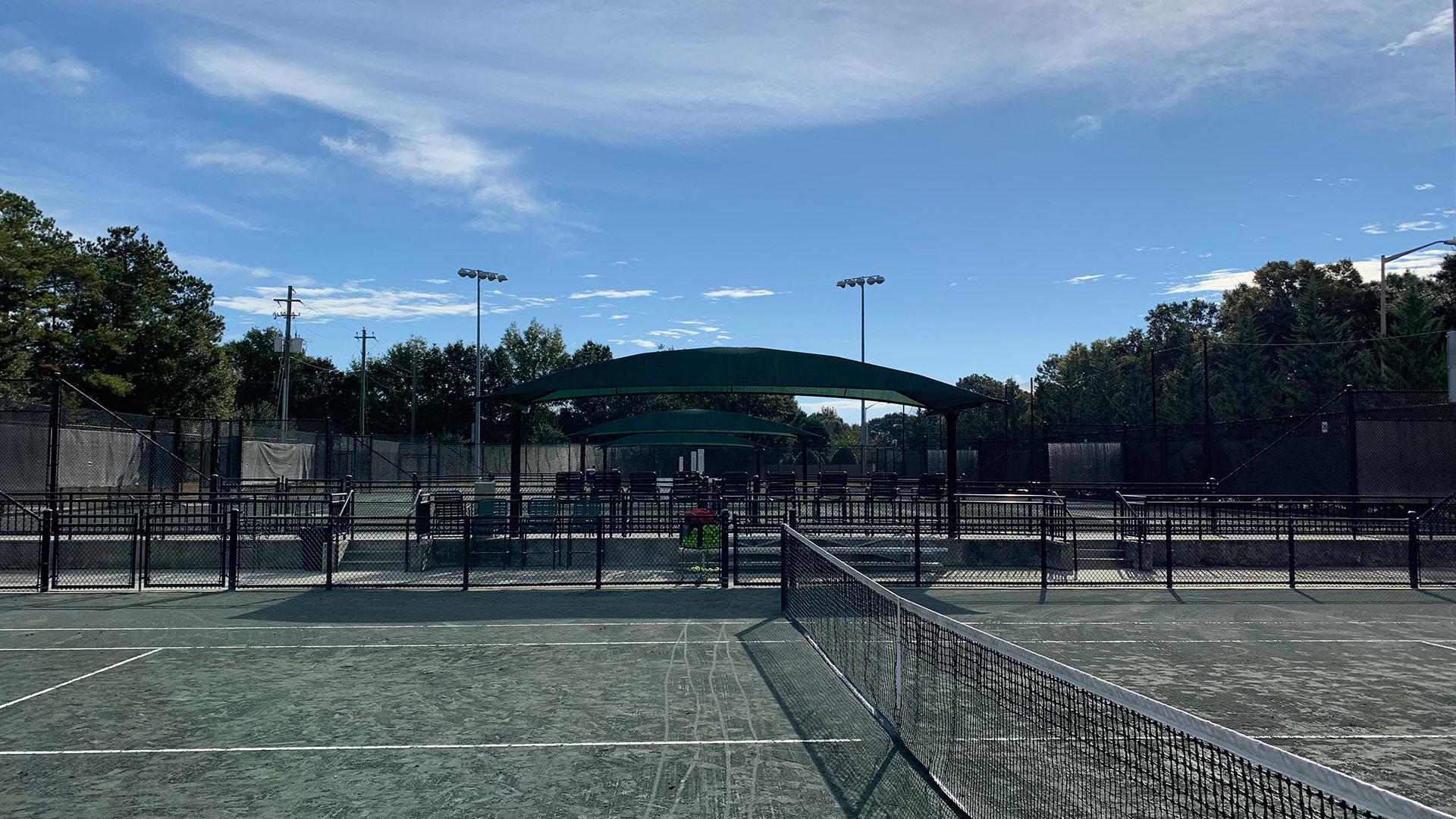 Roger Scott Tennis Center Pensacola Florida
