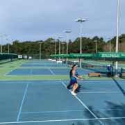 Roger Scott Tennis Center Pensacola Florida