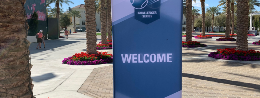 Indian Wells Oracle Challenger Series 1