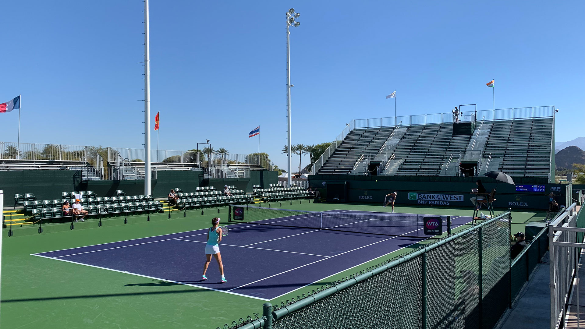 Indian Wells Oracle Challenger Series 5