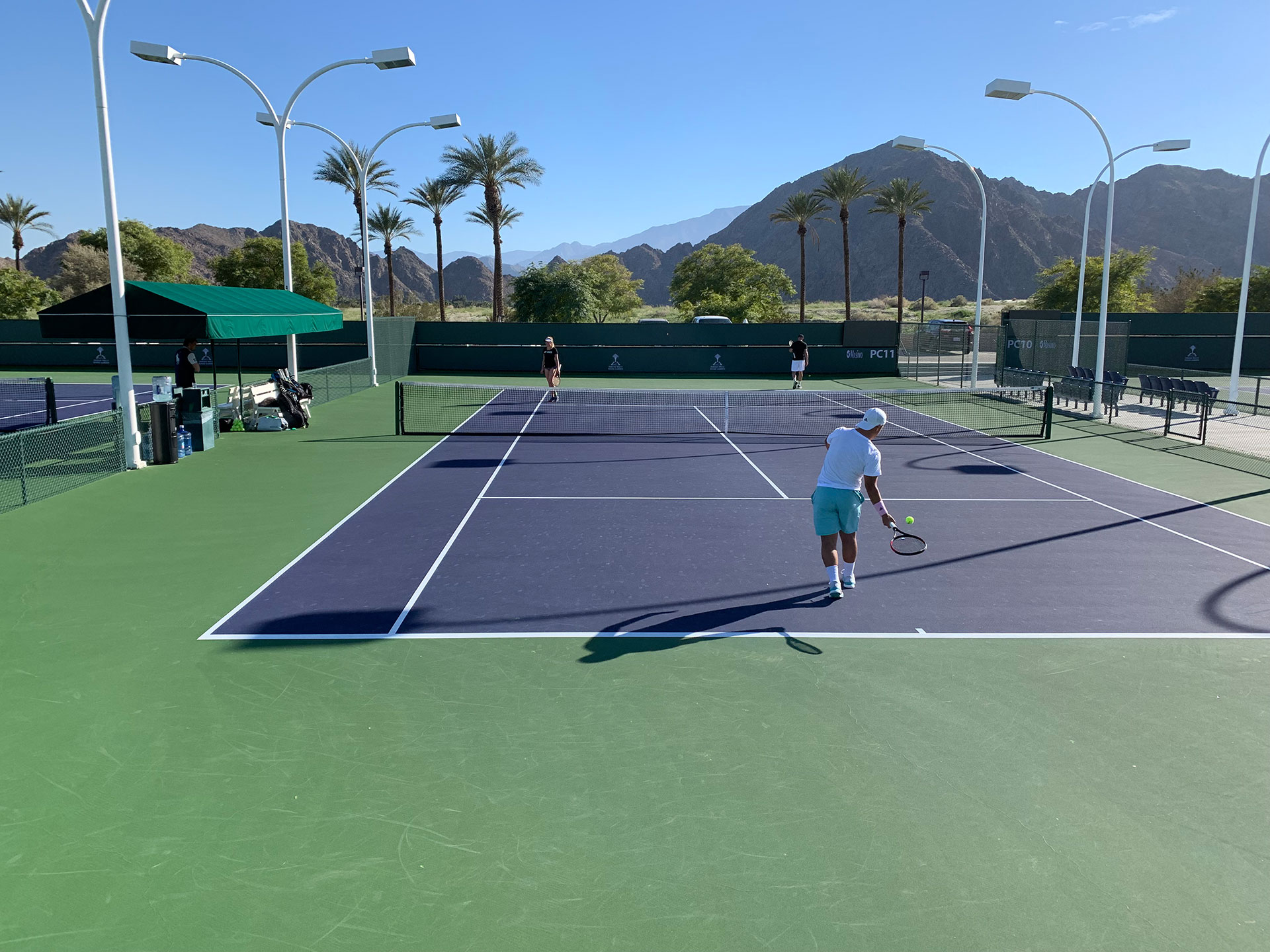 Indian Wells Oracle Challenger Series 7