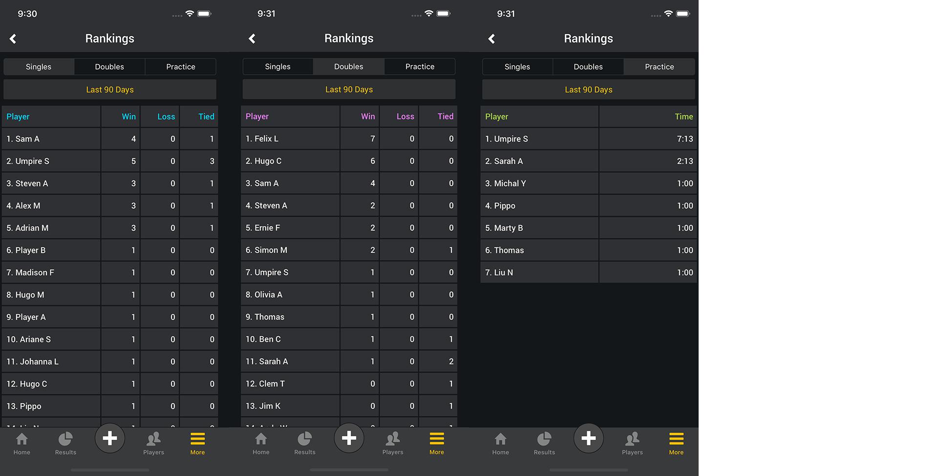 Smashpoint iOS App 2.2 Tour 2
