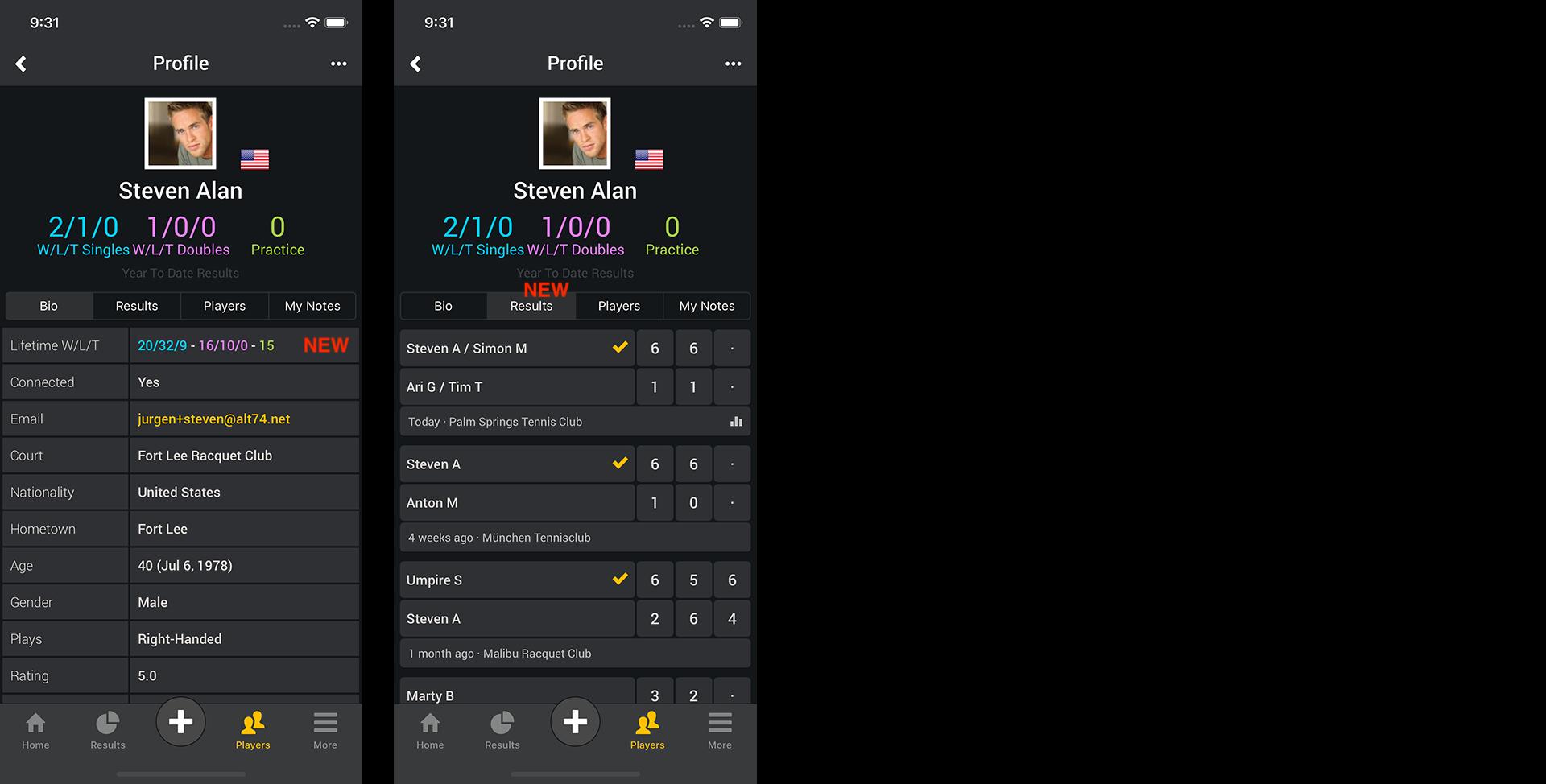 Smashpoint iOS App 2.2 Tour 4