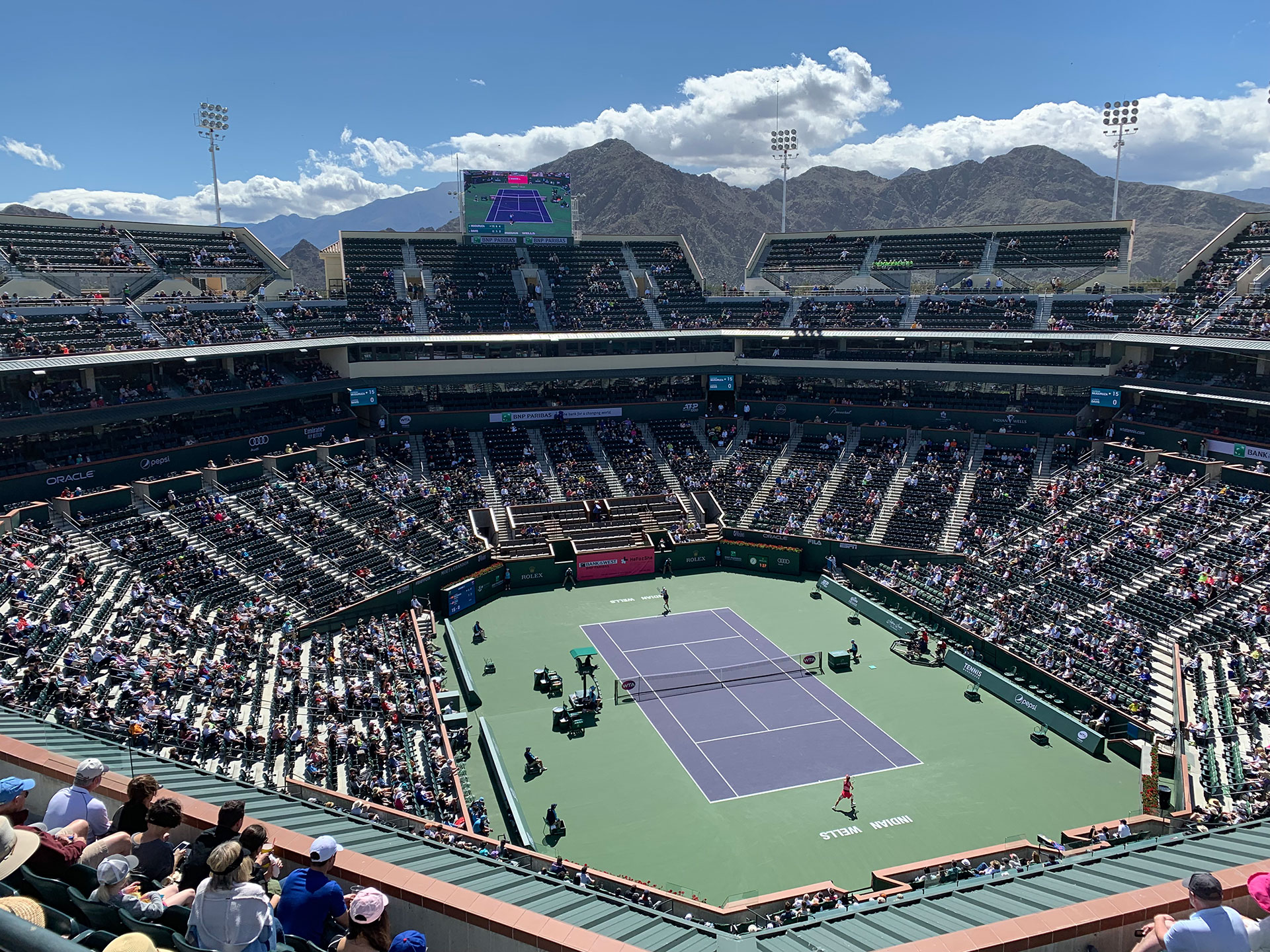 Indian Wells Stadium 1